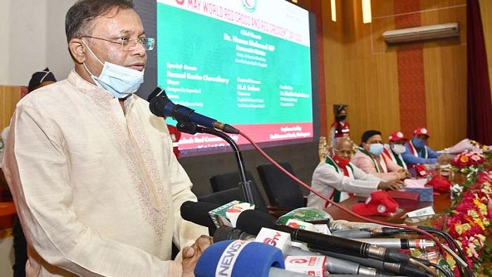 'প্রধানমন্ত্রীর নির্দেশ খালেদা জিয়া যেন সর্বোচ্চ চিকিৎসা পান'