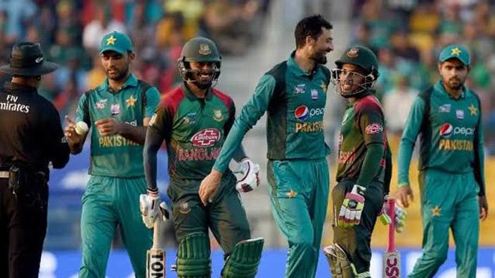 পাকিস্তানে টেস্ট খেলবে বাংলাদেশ