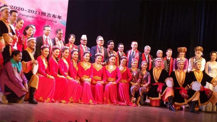 চীন 'মুজিববর্ষ' উদযাপন করবে: রাষ্ট্রদূত