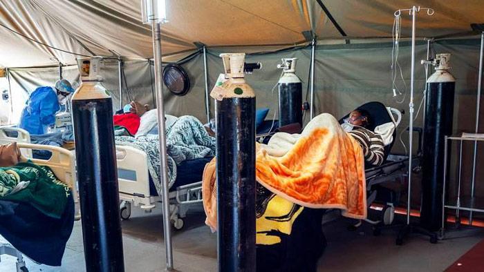 আফ্রিকায় ৬০ লাখেরও বেশি লোক করোনায় আক্রান্ত