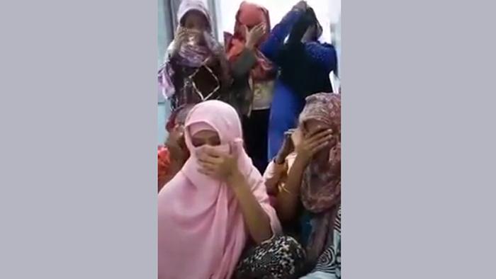 সৌদি থেকে আরও ৩৫ নারীর দেশে ফেরার আকুতি