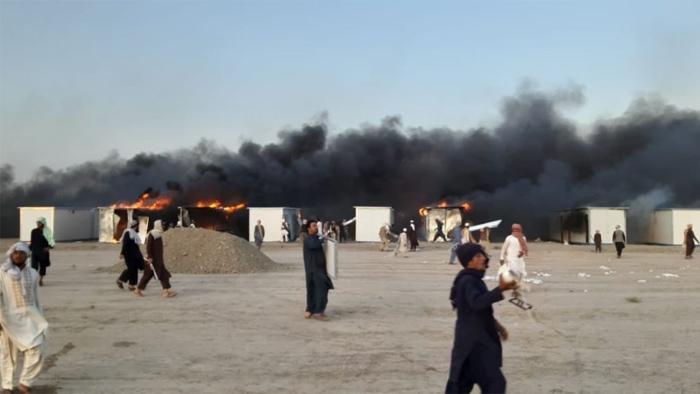 বন্দী থাকা আফগান সেনাদের মুক্তি দিচ্ছে তালেবান