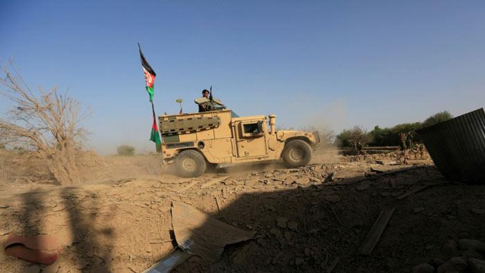 আফগানিস্তানে হামলায় ৭০ তালেবান নিহত