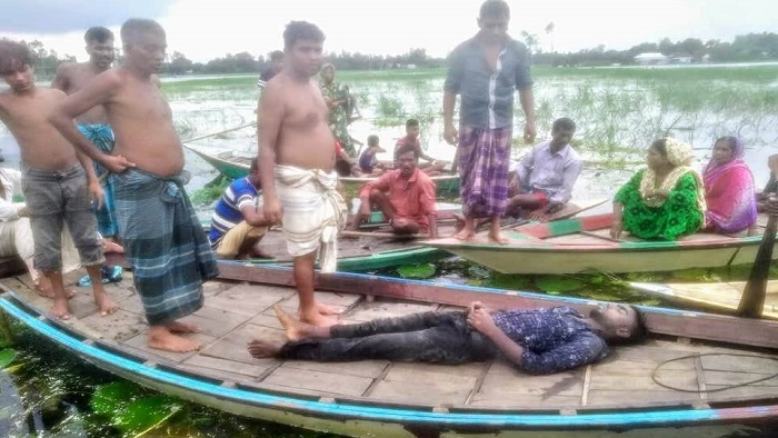 টাঙ্গাইলে বিদ্যুৎস্পৃষ্টে ৫ নৌকা আরোহী নিহত